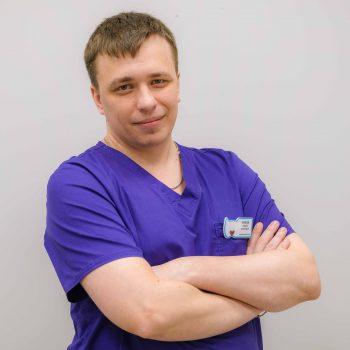 Зайцев Кирилл ветеринарный врач-терапевт