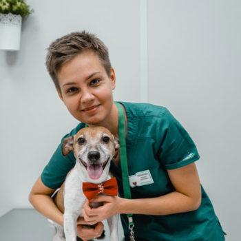 Макарова Виктория Михайловна ветеринар онколог